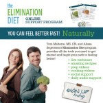 Whole Life Nutrition Elimination Diet Program